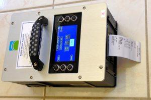 BOT-3000E Slip Resistance Test